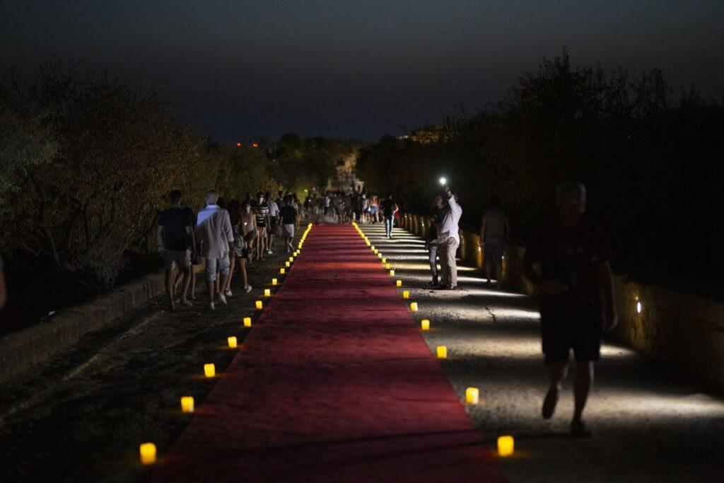 Red Carpet alla Valle dei Templi per il SicilyFarm Film Festival